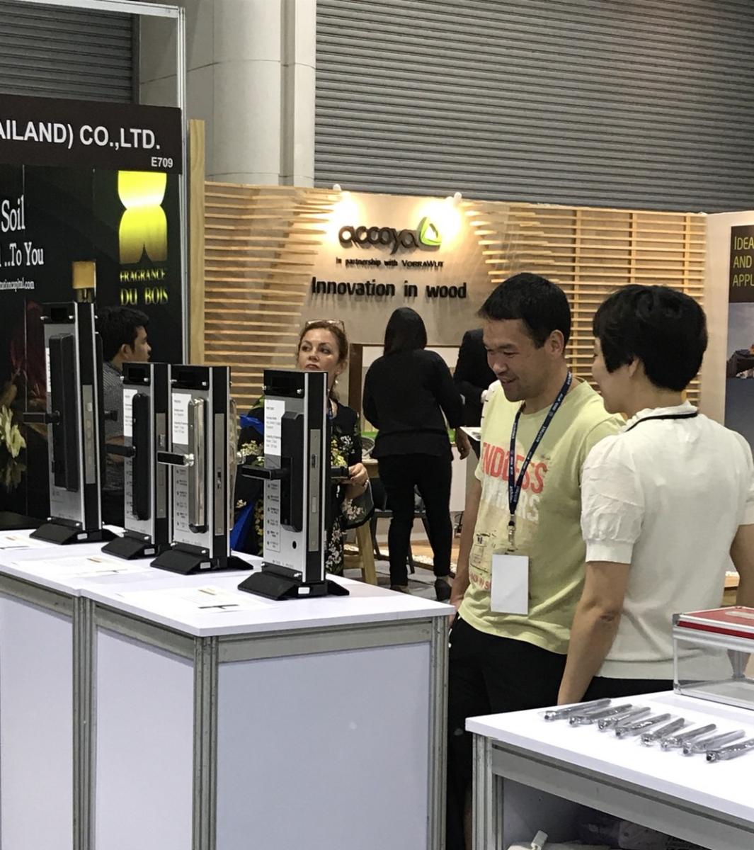 2018 ARCHITECT EXPO - IMPACT Exhibition Center, BANGKOK_NEWS | EZSET